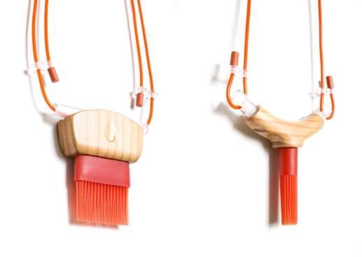 Emily Culver | Brush Necklace Set