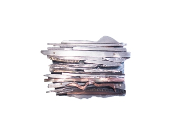 "Helen Wyatt ""Stacked Brooch"""